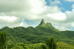 Olomana Ridge Stock Images