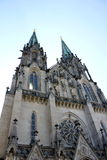 Olomouc cathedral Royalty Free Stock Images