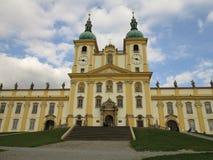 Olomouc city - visit the Czech republic Stock Photography