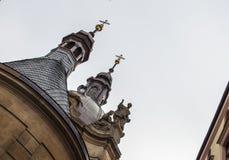 Olomouc. Chapel of Saint Sarkander in Olomouc Stock Photos