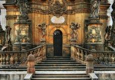Olomouc city architectyre in Czech Republic Royalty Free Stock Images