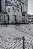 Olomouc city, Czech Republic royalty free stock photo