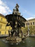 Olomouc city - visit the Czech republic Stock Image