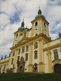 Olomouc city - visit the Czech republic Stock Photo