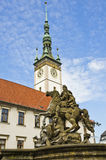 Olomouc, Czech repuplic monument Stock Photos