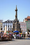 Olomouc in der Tschechischen Republik Stockfoto