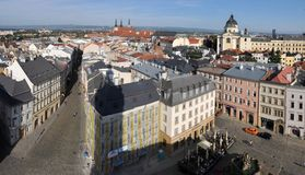 Free Olomouc From Above Stock Photos - 46577513