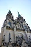 Olomouc Kathedrale lizenzfreie stockbilder