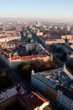 Olomouc panorama Royalty Free Stock Photography