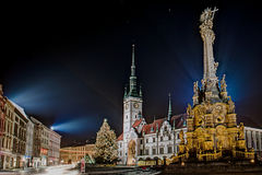 Olomouc. Prague is a old city in Czech Republic Royalty Free Stock Photography