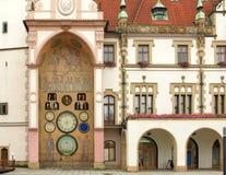 Olomouc. République Tchèque. images libres de droits