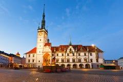 Olomouc, república checa imagens de stock