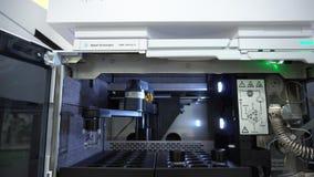 OLOMOUC, REPUBBLICA CECA, IL 3 OTTOBRE 2018: Strumento scientifico per cromatografia semipreparative con massa video d archivio