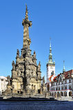 Olomouc town, Czech Republic Royalty Free Stock Image
