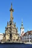 Olomouc town, Czech Republic Royalty Free Stock Image