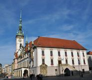 Olomouc Town Hall - Stock Photos