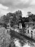 河Olona 免版税库存图片