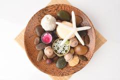 Olores del aromatherapy del balneario Fotos de archivo