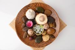 Olores del aromatherapy del balneario Imágenes de archivo libres de regalías