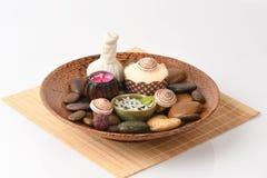 Olores del aromatherapy del balneario Imagen de archivo libre de regalías