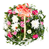 ?olorful-Blumen. Stockfotografie