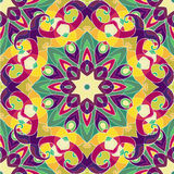 Сolorful seamless pattern Royalty Free Stock Image