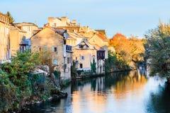 Oloron Ste Marie,  Pyrénées-Atlantiques, France Stock Image