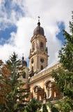 Olosig Roman-Catholic church in Oradea. Romania Royalty Free Stock Photography