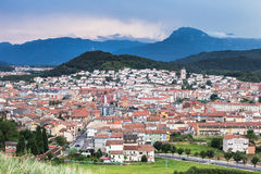 Olot Royalty Free Stock Images