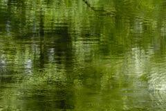 Olour för  för texturvattengräsplan Ñ, skvalpat vatten Royaltyfria Bilder