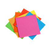 сolour napkins Royalty Free Stock Images