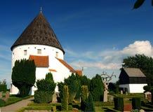 Ols kirke. Stock Image