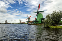 Ols Windmills Stock Images