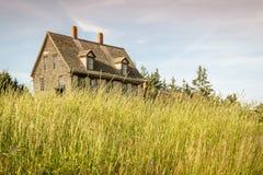 Olsen House, depicted in Christina`s World, Cushing, Maine, 7/6/17 Stock Image