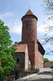 Olsztyn castle Royalty Free Stock Photography