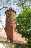 Olsztyn castle Stock Images