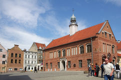 Olsztyn Royalty Free Stock Image