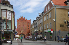 Olsztyn Stock Photo