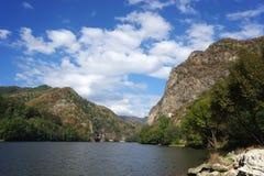 olt River Valley Fotografering för Bildbyråer