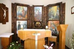 Oltary i minnes- monument till de av ondo offren Royaltyfria Foton