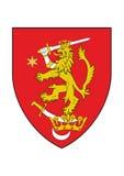 Oltenia armorial chevron Royalty Free Stock Images