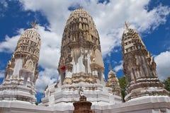 Oltre 500 anni del pagoda Immagini Stock Libere da Diritti