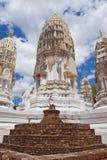 Oltre 500 anni del pagoda Fotografia Stock