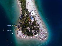 Oludeniz beach resort Stock Images