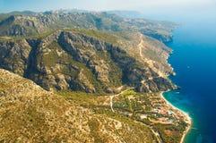 Oludeniz coastline Royalty Free Stock Image