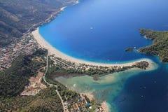 Oludeniz coastline Stock Image