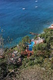 Oludeniz holiday complex Royalty Free Stock Images