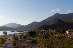 Oludeniz resort Stock Images