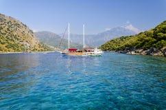 Oludeniz, Turquie Photographie stock libre de droits