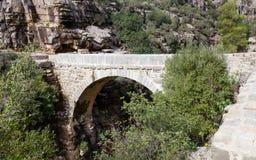 Oluklu Bridge Royalty Free Stock Photography